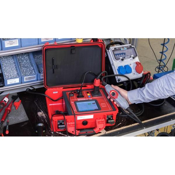 050322 Прибор для измерения токов утечки на землю BENNING ST 755