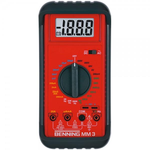 044029 Цифровой мультиметр BENNI...