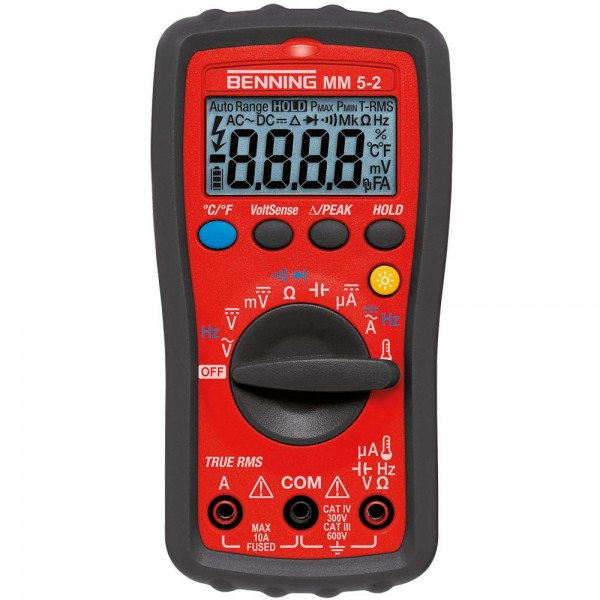 044071 Цифровой мультиметр BENNI...