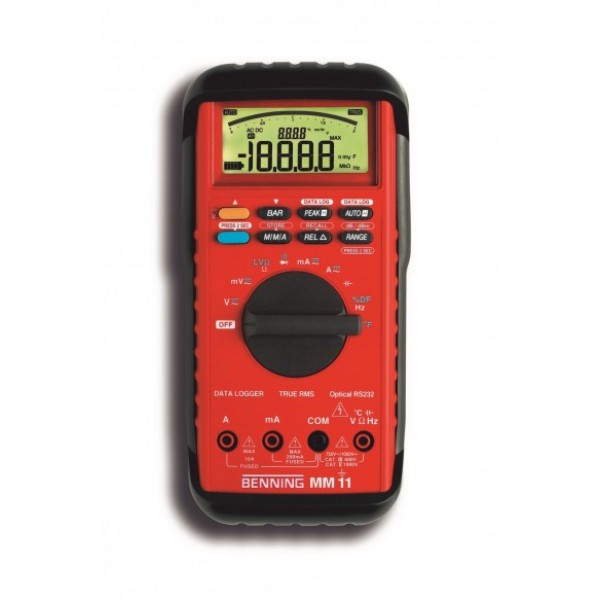 044080 Цифровой мультиметр BENNI...